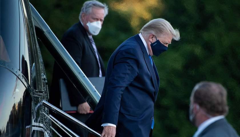 特朗普开始接受瑞德西韦治疗,白宫否认权力交接插图2