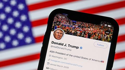 社交媒体关注度远超拜登,对特朗普是利是弊?