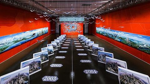 浦东开发开放30周年艺术展向公众免费开放,展期一个月|而立浦东再出发