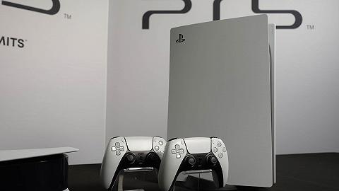 索尼PS5上手试玩:更大更肥,想让你感受到次世代游戏体验