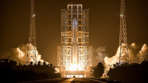 嫦娥五号发射成功,开启我国首次地外天体采样返回之旅