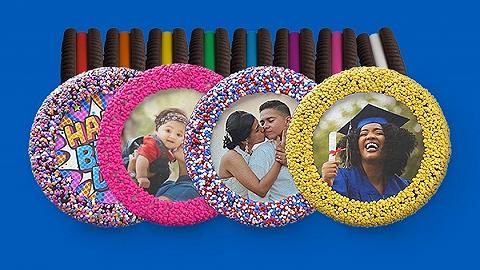 小餅干有多少玩法?奧利奧首次推出定制化餅干