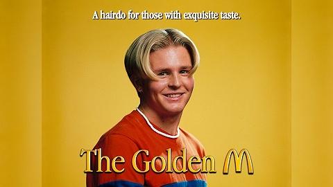 """麥當勞開了間理發店,只能剪""""金拱門""""造型"""