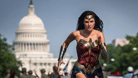 影訊 | DC電影《神奇女俠1984》今日上映 馬麗宋佳新片《陽光劫匪》改檔至五一