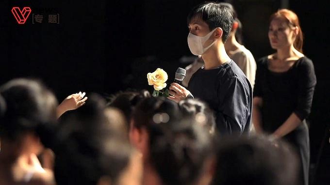 共同回憶 70后舞蹈演員黃豆豆:舞蹈是我和世界溝通的方式