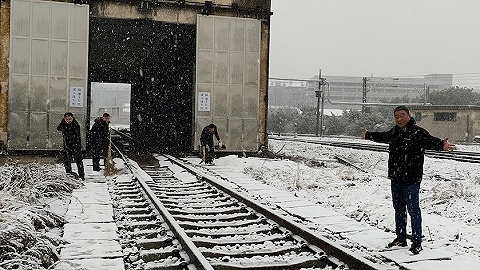 长三角铁路多措迎战跨年寒潮