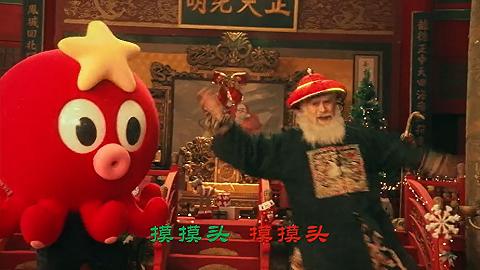 """徐锦江成为中国版""""圣诞老人"""",背后的故事是什么?"""