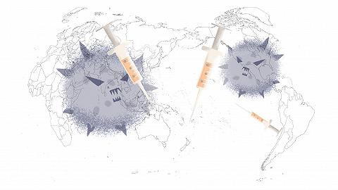 数据 | 病毒变异,新冠全球确诊近9000万,各国加快疫苗覆盖,哪最快?