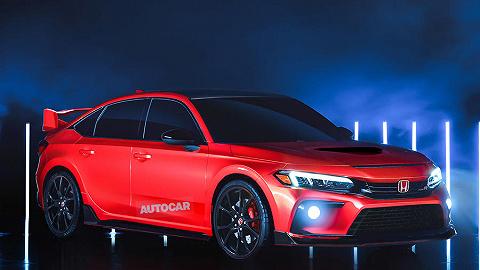 2022年量产交付,第十一代思域Type R或将成为最后一款本田燃油车型