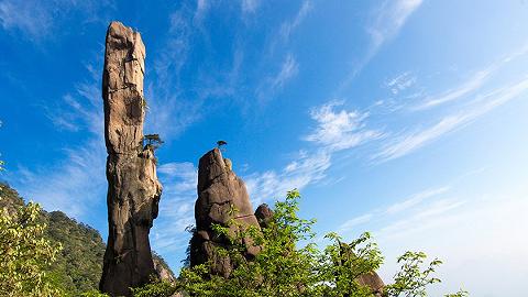 世界遗产三清山巨蟒峰被毁案入选最高法指导性案例,三驴友被判赔600万元