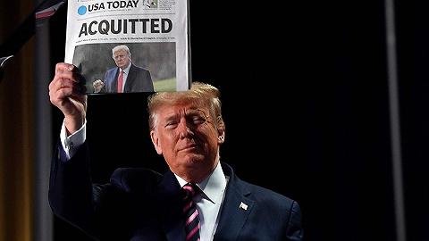 特朗普成首位两次被弹劾的美国总统,一文看懂前因后果