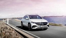 """奔驰""""EQ之年""""首款新车EQA全球首发,将在中、德两国生产"""