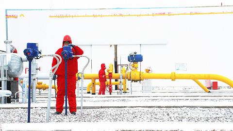 四大主力气区日产量屡创新高,中石油本供暖季已累计供气554亿方