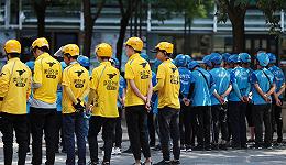 """""""就地过年""""倡议下,众多外卖骑手选择春节不返乡"""