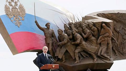 沙皇俄国的毁灭:策略、野心与国内政治