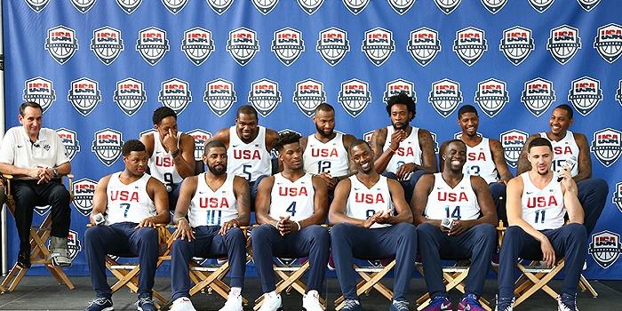 奥运与NBA赛程冲突难住美国男篮,超巨们态度暧昧