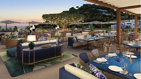 新酒店 | 欧特家酒店集团再添新员,两世纪前的卡普里岛首家酒店将翻新重生
