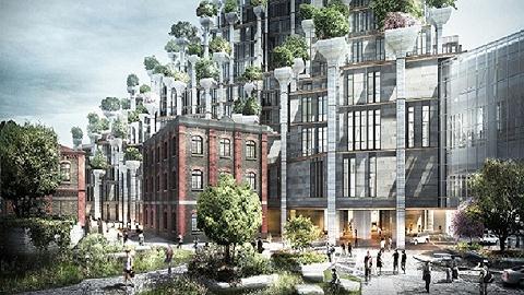 新酒店 | 上海首家凯悦臻选,苏州河畔的自然享受