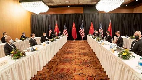 中美高层战略对话在阿拉斯加举行,杨洁篪:美国没资格居高临下同中国说话