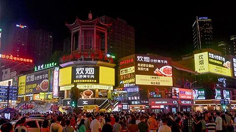 长沙湘菜排队王来到上海,中国餐饮格局开始变了?