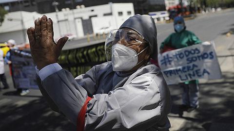 巴西单日新增病例首破10万,东京奥运火炬传递从福岛出发   国际疫情观察(3月26日)