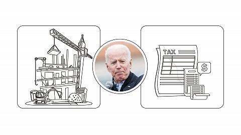 """图解 拜登""""杀手锏""""就两招:天量基建和征税"""