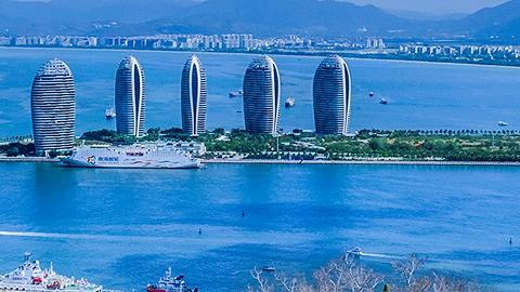 """海南楼市调研(上):自贸港红利与限购交织,房价如何""""飞得更高""""?"""