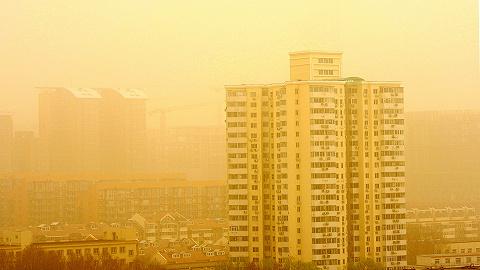 北方沙尘再来袭:当呼吸成为一种威胁,没有人可以全身而退