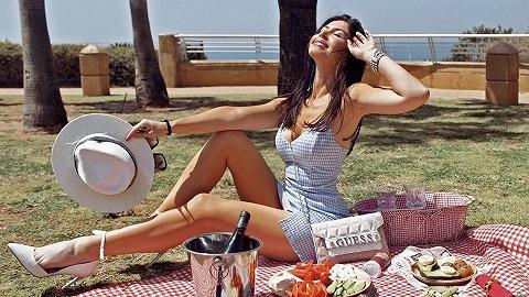 春日野餐的必备单品你都准备好了吗?|衣帽间