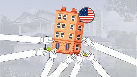 數據|美國人搶房子太猛,就剩100萬套可賣、價格創歷史新高