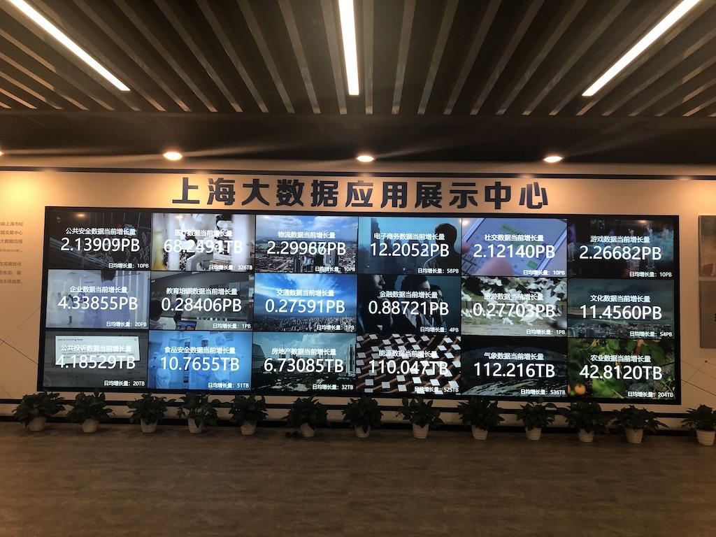 摩登5首页上海数据交易中心获新一轮融资2亿元
