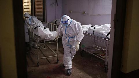 印度单日新增病例连续22天超30万,美俄亥俄州斥百万美元鼓励居民打疫苗 | 国际疫情观察(5月13日)