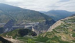 高289米,白鹤滩水电站大坝全线浇筑到顶进入冲刺阶段