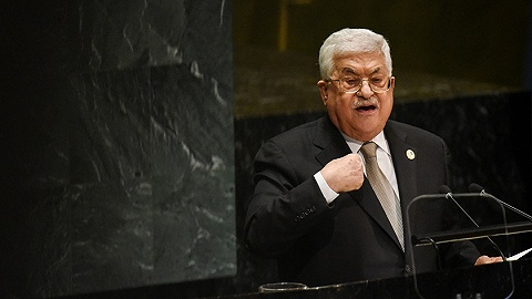 新一轮巴以冲突后,巴勒斯坦总统阿巴斯被要求下台