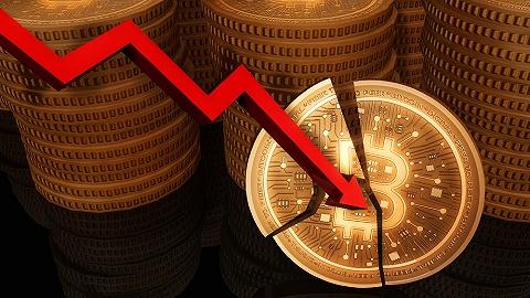 加密货币市场反弹无力,比特币未站稳4万美元关口