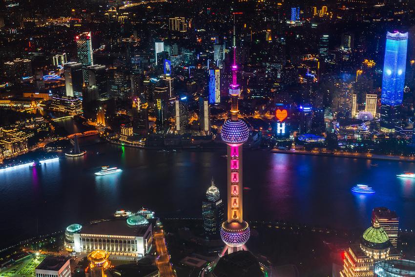 摩登5登录上海夜生活指数居首:2020年播放超15万场夜间电影、拥有2018家酒吧