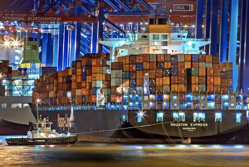 """摩登5首页为离岸贸易提供""""一条龙""""服务!上海临港离岸贸易全面提速、规模发展"""