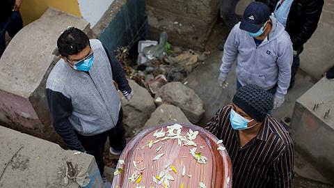 印度新增死亡创新高之时,今年全球新冠死亡已超过去年总数