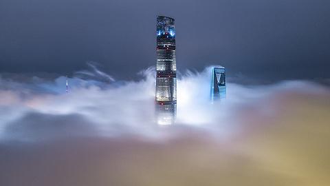 """上海新地标J酒店开业,本土品牌接力""""全球最高酒店"""""""
