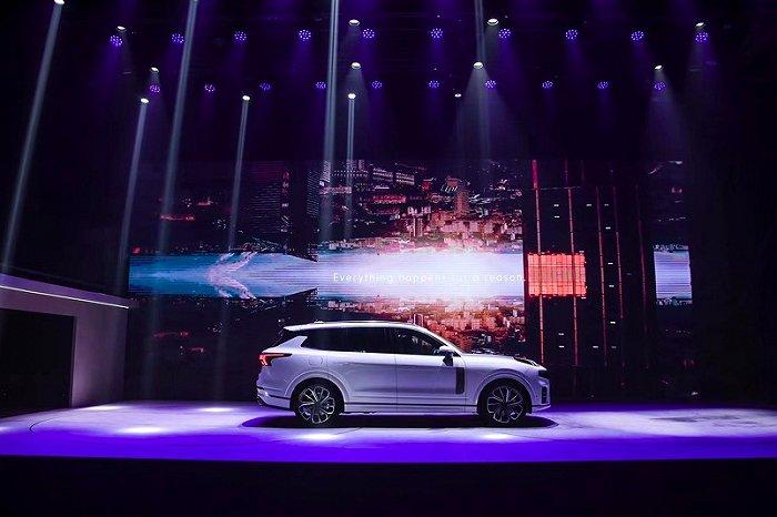 领克09全球首秀,亮点和槽点都很明显 新车