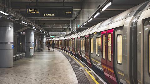 伦敦地铁终于要有手机信号了!2024年覆盖4G
