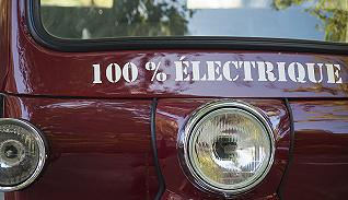 """老爷车""""油改电""""?是新能源技术的倒退,还是对汽车文化的坚守?"""