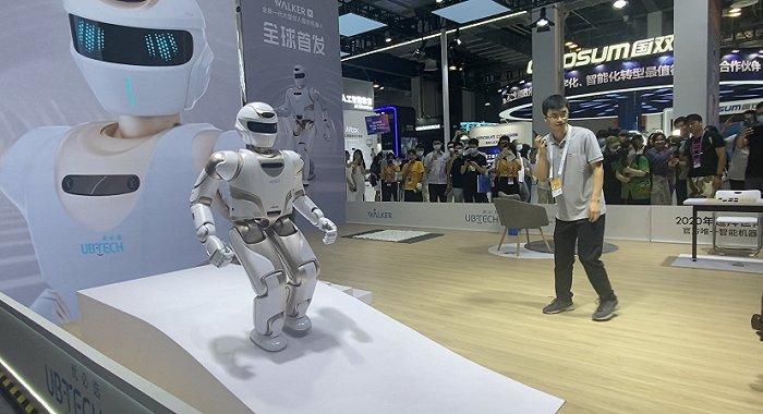 提前探馆世界人工智能大会:镇馆之宝长这样