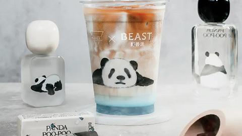 Manner的熊猫拿铁出圈,沿用了在咖啡杯上做文章的老套路?
