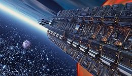 """工业之美   中国首个太空电站实验基地开建,""""太空三峡""""要来了"""