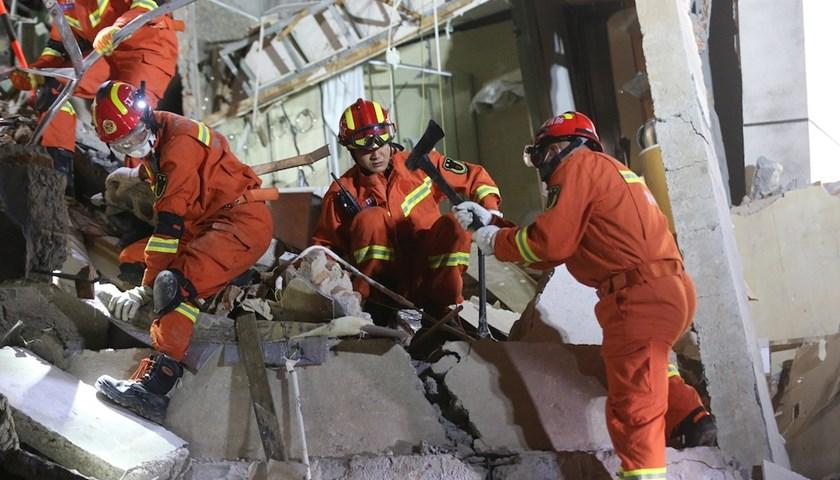 【深度】致命装修:苏州四季开源酒店坍塌致17人遇难背后