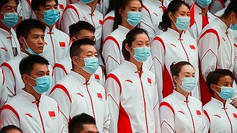 中国体育代表团官宣:朱婷、赵帅担任东京奥运会开幕式旗手