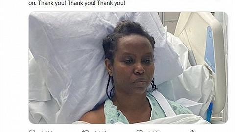 海地总统遗孀从美国出院返回海地,将参加总统葬礼