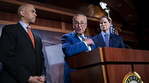 共和党集体否决,拜登1.2万亿基建方案在参议院程序性投票中遇阻