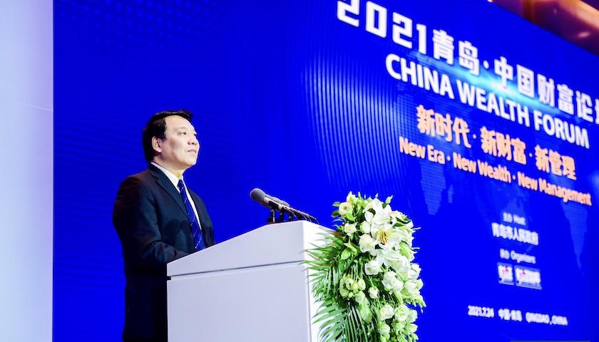 凤凰城代理注册央行副行长陈雨露谈资管新规:净值型资管产品募集资金占比76%,整改进度符合预期